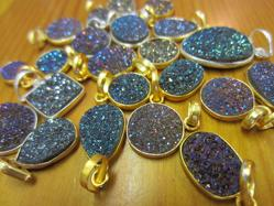 Drusy Droplets